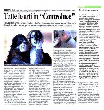 CONTROLUCE -Centonove 29.01.15