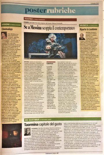 QA e AU - Centonove, Paolo Randazzo, 08.10.15